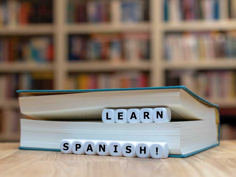 spanish course material